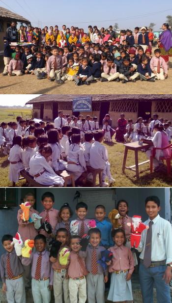 INO Cares - Nepal School