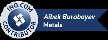 Aibek Burabayev - INO.com Contributor - Metals - Gold Update