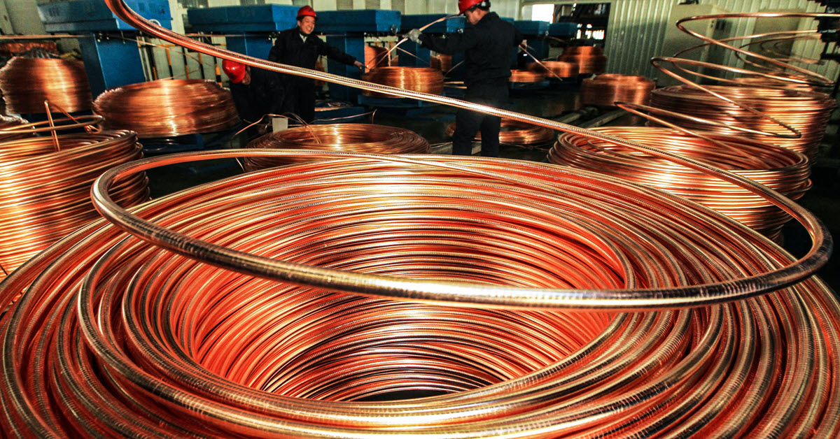 Copper Futures Continue Bullish Momentum