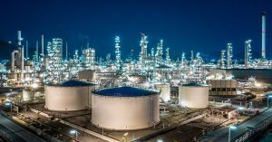 Crude Oil Storage
