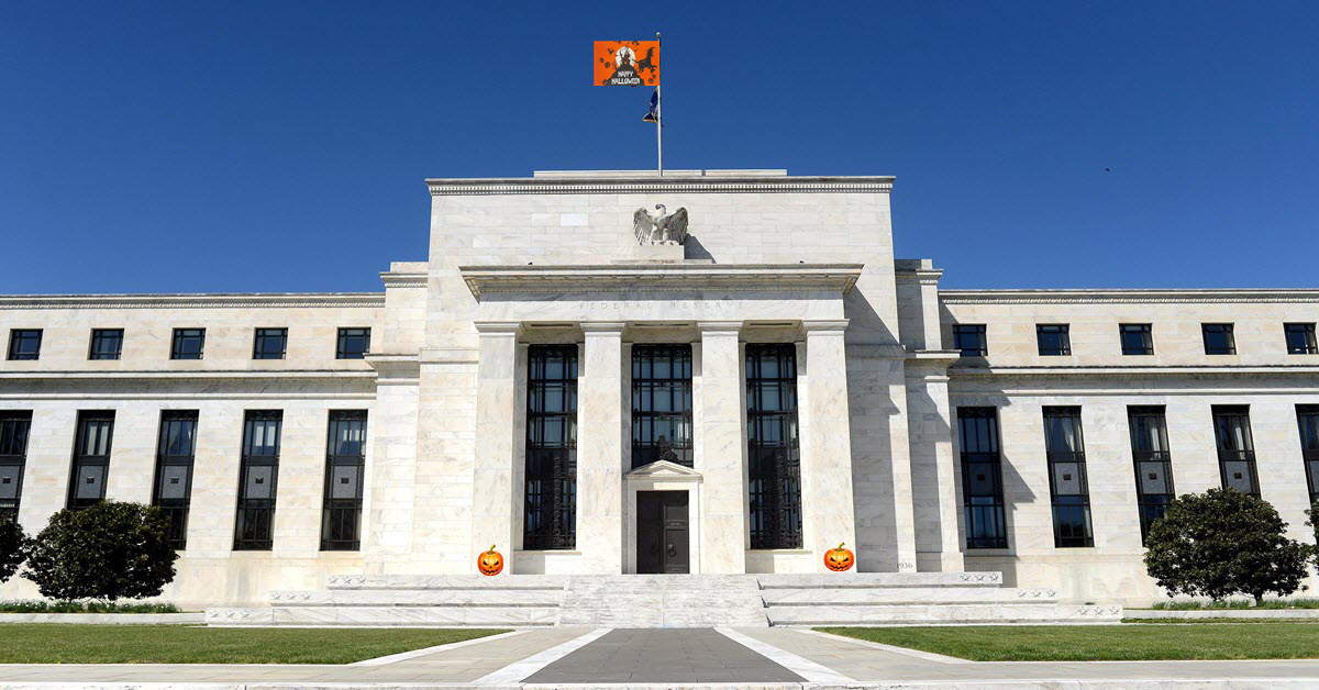 Federal Reserve: Trick or Treat