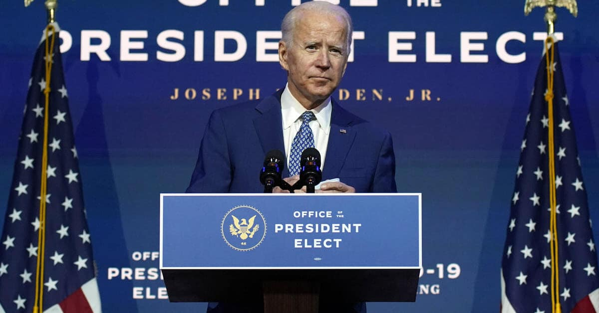 What To Expect Under A Biden Presidency