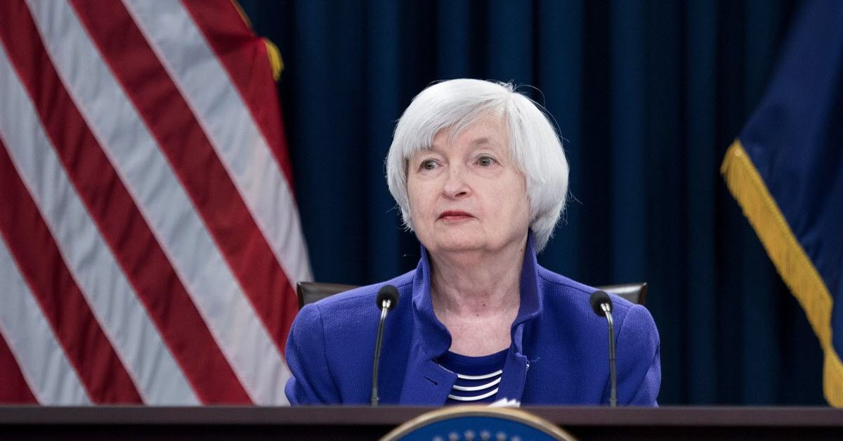 Yellen Joins The Party