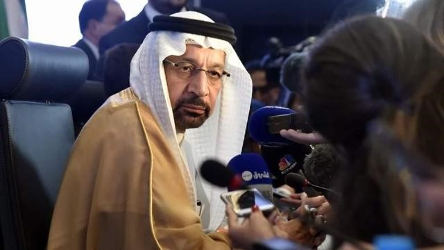 saudi energy minister khalid