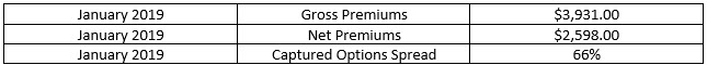100% options win rate