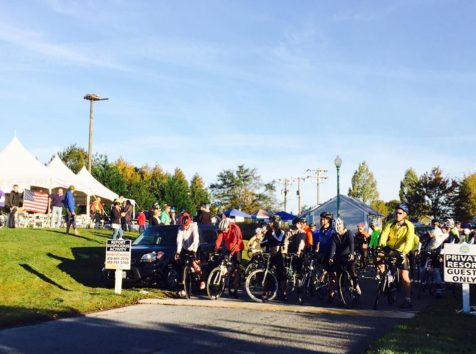 CF Cycle For Life 2015