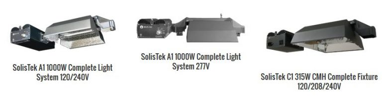 SolisTek Lighting Systems